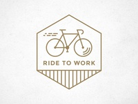 Bike Line Badge