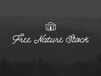 Free Nature Stock Logo