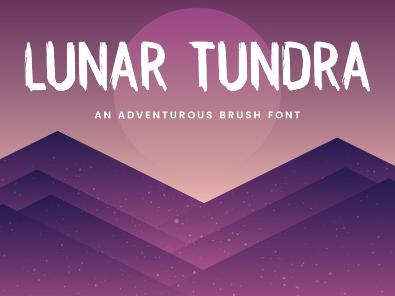 Lunar tundra previews dribbble