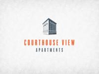 Courthouse View Logo