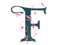 36 Days of Type... Alphabet 'F'