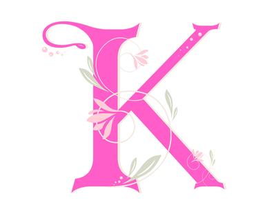 36 Days of Type... Alphabet 'K'