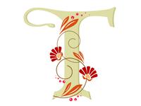 36 Days of Type... Alphabet 'T'