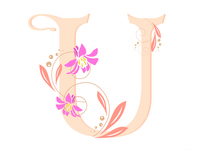 36 Days of Type... Alphabet 'U'