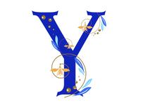 36 Days of Type... Alphabet 'Y'