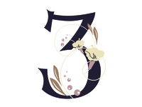 36 Days of Type... Number '3'
