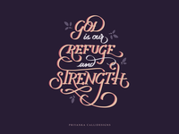 Bible Lettering