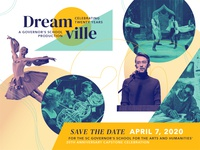 DreamVille Save the Date