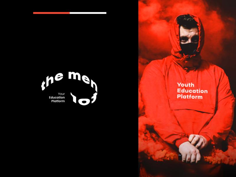 THE MENTOR - Logo for education platform 🔥