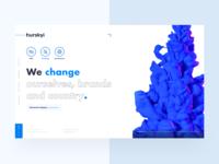 Digital Agency Page
