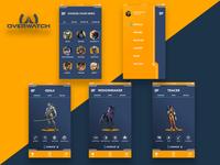 Overwatch Concept App