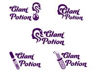 Glam Potion - Make Up logo