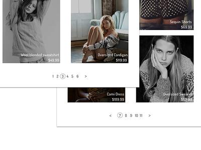Pagination ux pagination paginationui webdesign ui design dailyuichallange dailyui