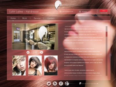 Website Lutin Lutine Responsive