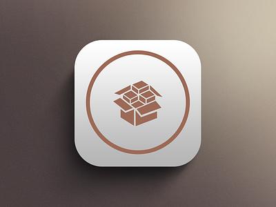 Cydia Flat Design @saurik apple cydia iphone jailbreak ui ux flat design smooth itunes camera saurik