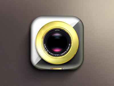Camera nux gold
