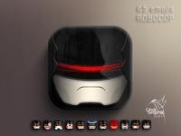 Robocop emojis
