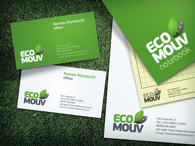 Eco Mouv by AdMike - Dribbble