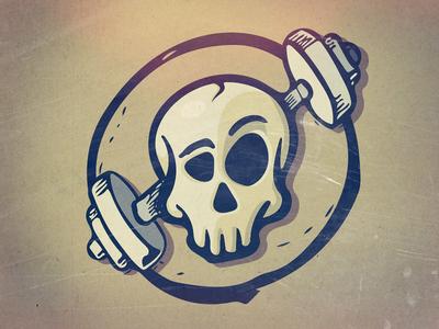 Crossfit Skull