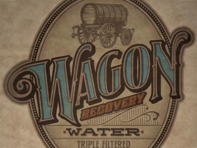 Wagon Label