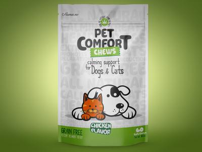 Pet Comfort Chews