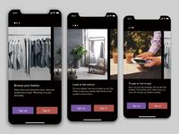 Hatch   Fashion App Concept