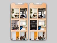 Aves   Housing App Concept