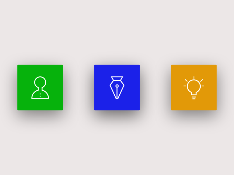 Saturday experimenting ios android app illustration practice iconography icons