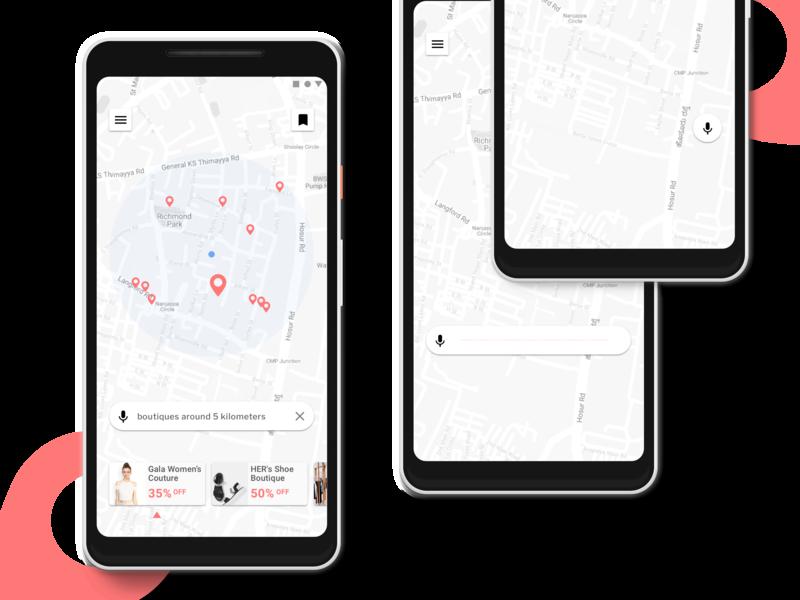 Shop Finder   Deal Finder   Android App maps shopping discount deal finder deals