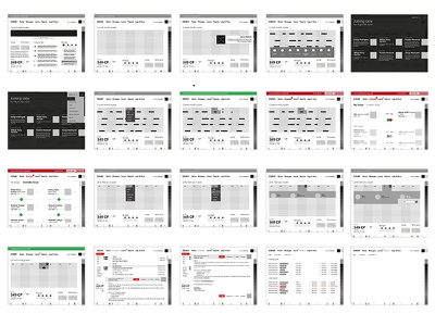 UX screens ux usability sketching wireframe ui interface
