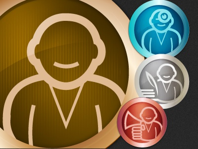 Badge Set icon icons iconset app mobile app