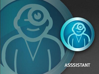Assistant Badge icon icons set badge ui reward app phone