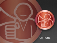 Critique Badge