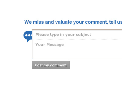 Commenting WIP ui comment commenting interaction
