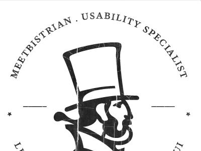 Vintage Stamp play illustrator illustration logo ui ux identity branding stamp