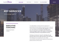 LM Services page sketch