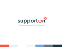 Supporton logo