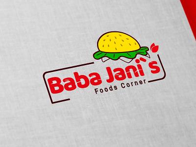 Food Center Logo business logo illustration symplelogix logo design