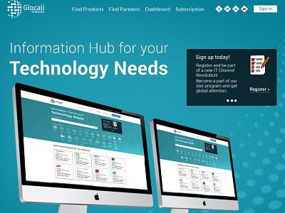 Website Design & Development web ui design