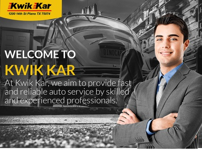Car Maintenance Website Design
