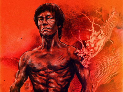 """The """"Bruce lee"""""""