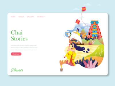 Chai stories from herschels