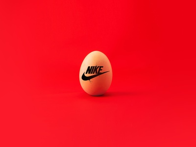 Nike art logo digital 2d wacom intuos branding digital photoshop adobe