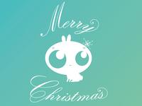 Dribbble Merrychristmas