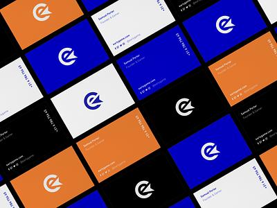 EarlyGame idenity brand identity business card businesscard communty gaming esport e-sport esports e-sports typography logomark brand logo identity branding design
