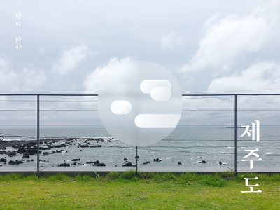 The weather is, Jeju Island
