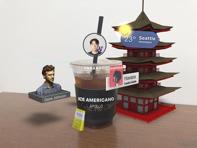 AR Coffee