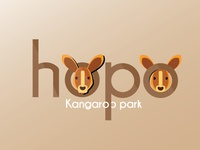 Hopo Kangaroo park