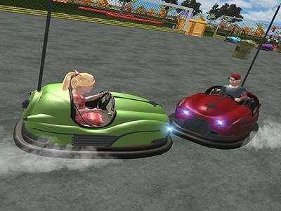 Bumper Car Frenzy Adventure game android challenge sports amusement dodging garage contest arena race park smash rival adventure frenzy car bumper