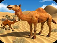 Camel Family Life Simulator